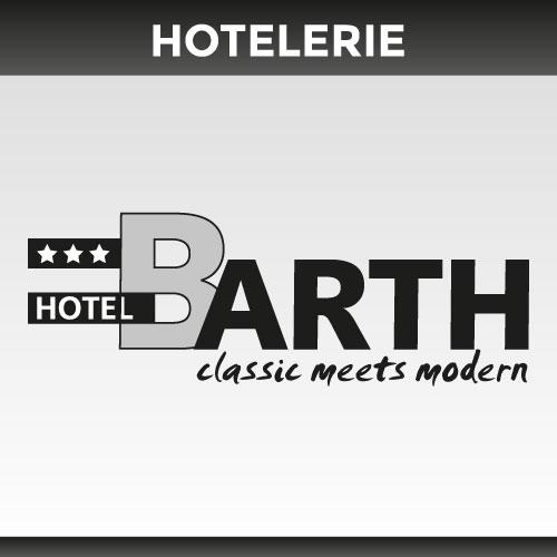 Logo Hotel Barth Kaiserslautern