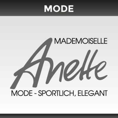Mademoiselle Anette
